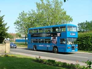Marchwood bus
