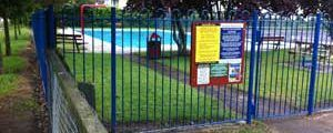 Testwood Paddling Pool Latest