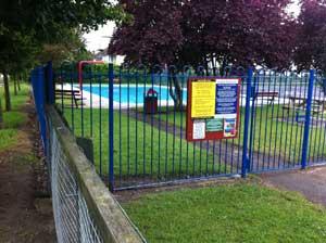 Testwood Paddling Pool Latest
