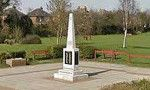 War memorial in Totton