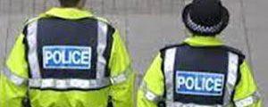 POLICE MEETING UPDATE