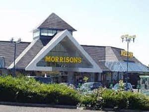 Morrisons trolley shock david harrison - Morrisons plc head office ...