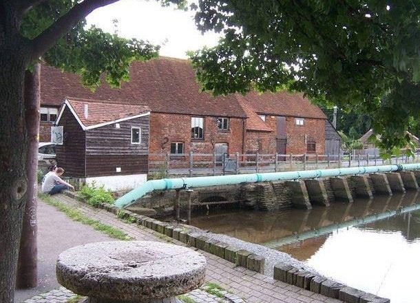 Red Faced Tories Over Tide Mill Project