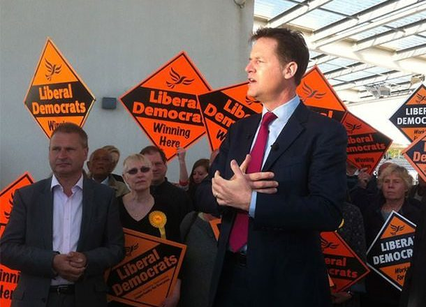Clegg resignation prompts membership boost