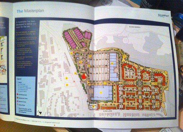 Eling Wharf Consultation