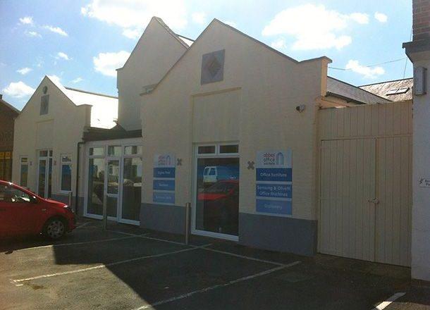 New Business in Rumbridge Street