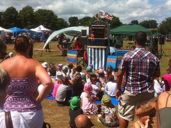 Violent Scenes in Marchwood's Annual Fete