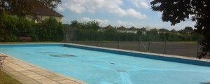 Positive Paddling Pool Decision