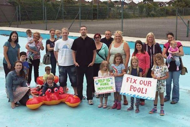 Last Word on the Paddling Pool