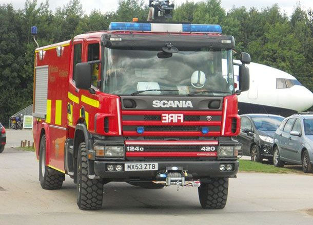 Maintaining An Effective Fire & Rescue Service