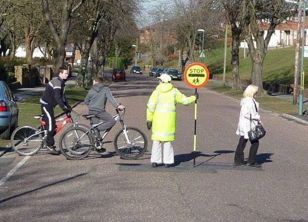 School Crossing Patrols