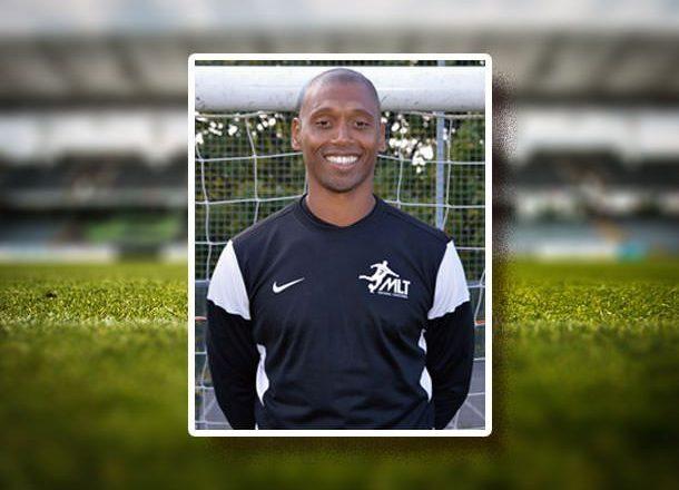Former Saint Pele at AFC Totton