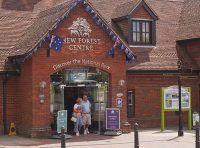 Free entry to New Forest Centre