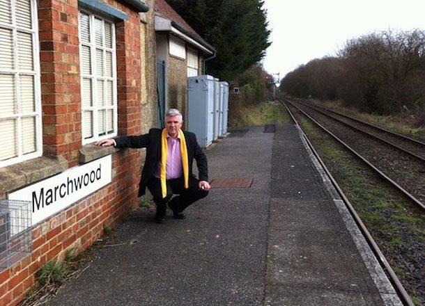 Waterside Passenger Railway Progress