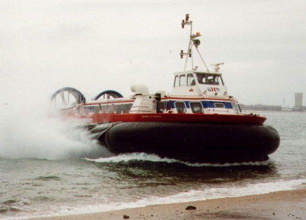 Hovercraft To Portsmouth