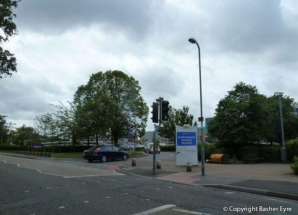 General Hospital Parking