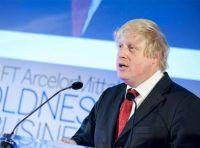 Former Mayor of London - Boris Johnson