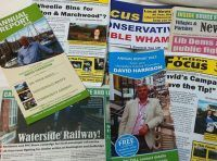 Collection of leaflets