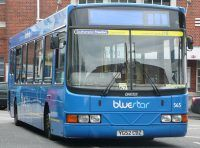 pensioners and bus services