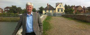 Access Plan For The Old Redbridge