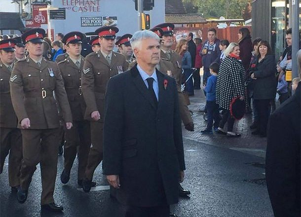 Threat to Remembrance Day Parade