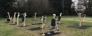 Fitness equipment for adults