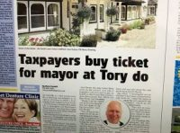 tory taxpayer ticket