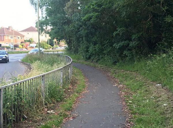 Rushington Roundabout – Safety Concerns