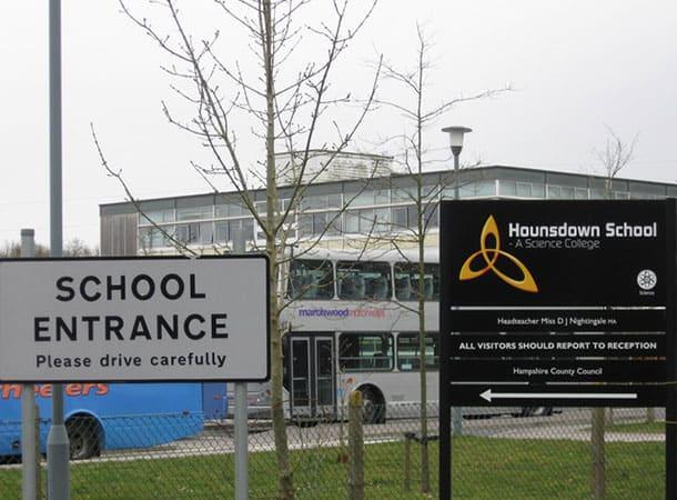 Hounsdown School