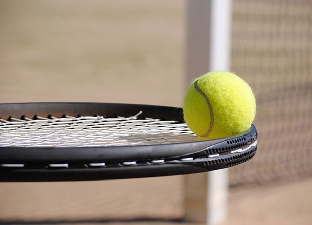 A Small Boost For Tennis In Totton