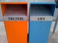 true - lie
