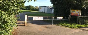 Eling Recreation Ground Alert