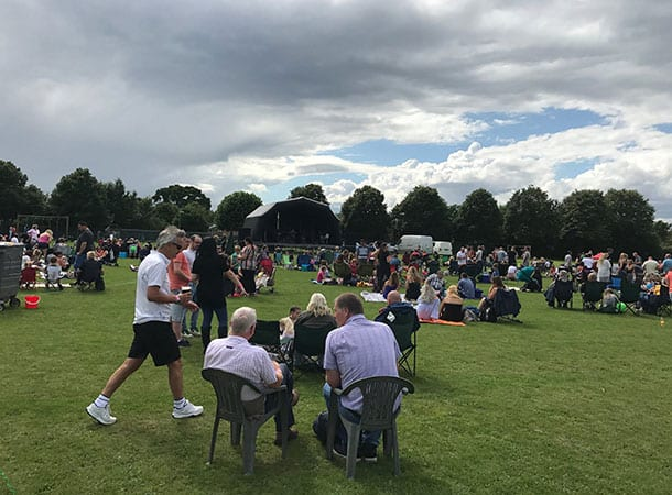 Marchwood Party in the Park 2017