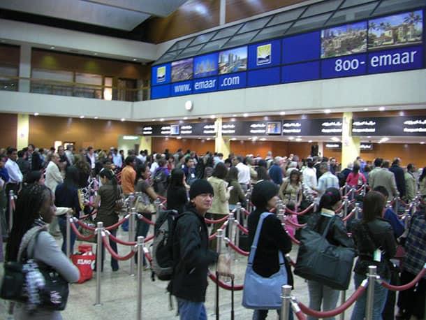 airport waits