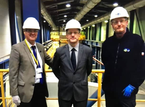 Marchwood Power visit