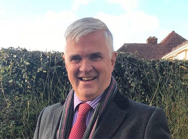 Councillor David Harrison