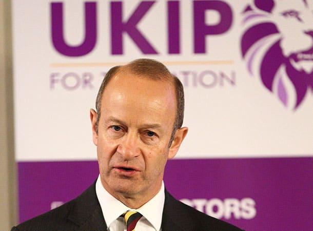 Henry Bolton - UKIP