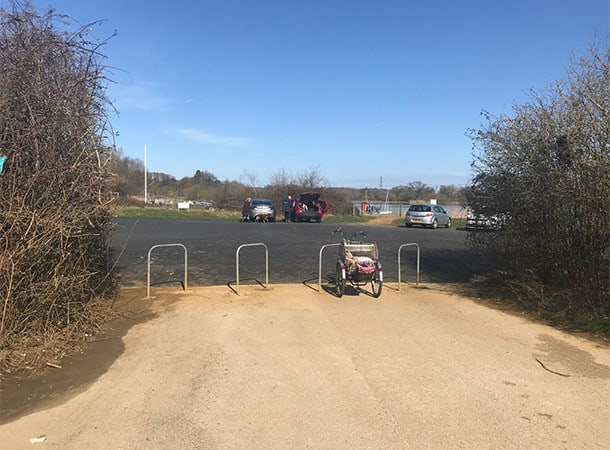 Testwood Lakes Car Park