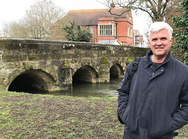 David in Salisbury