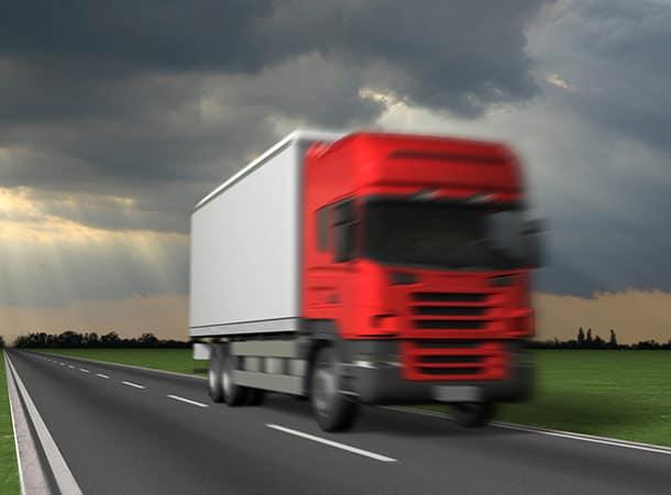 UK lorry
