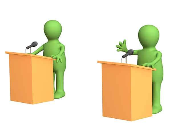 Gentlemen Debating