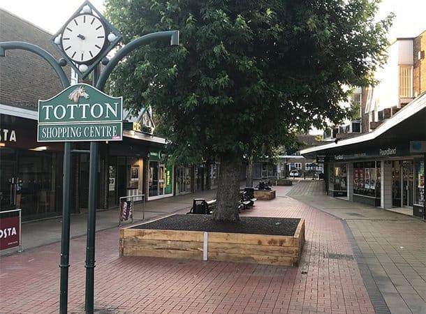 Totton Precinct
