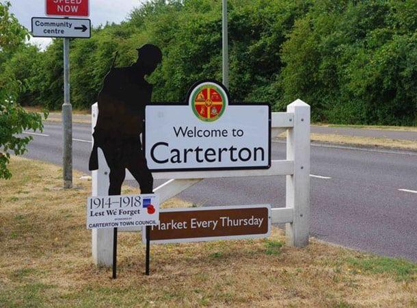 Carteton Town Council