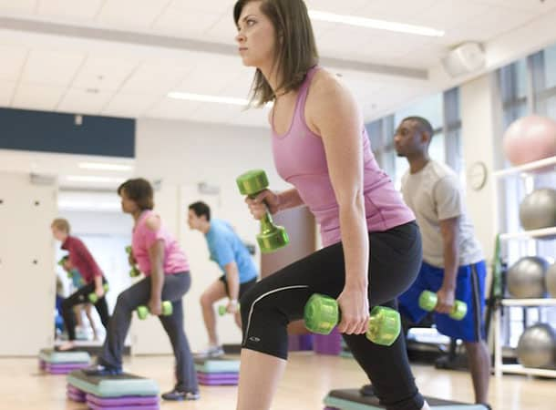 Men And Women Aerobic Exercise - Privitisation of leisure centres
