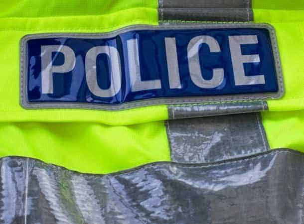 robbery - Police Jacket