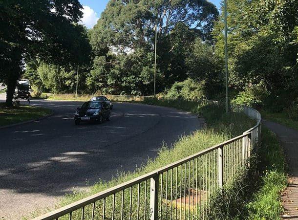 Rushington Roundabout