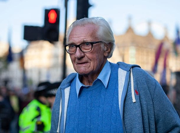 support from Lord Heseltine