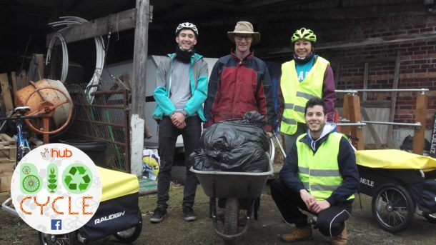 Students Launch Southampton's First Ever Student Led Waste Recycling Scheme