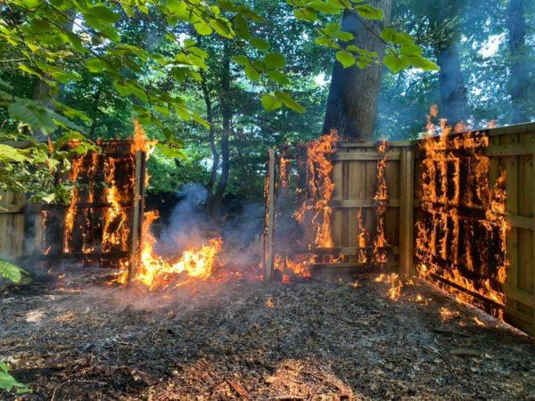 Serious Fire Hazard...