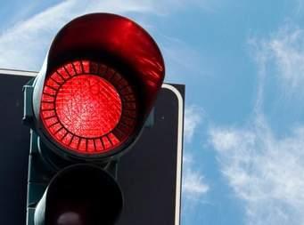 Traffic Light Hazard : Eling...